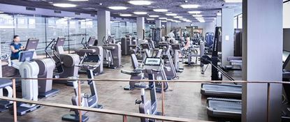 Picture of Admission for a visit to update Fitness for weight training in OVAVERVA