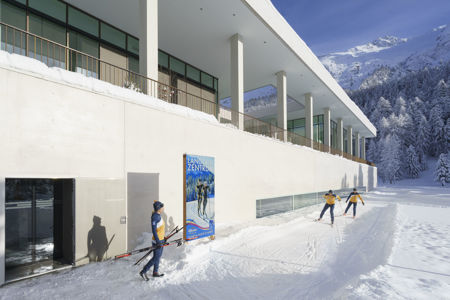 Picture for category Cross-country skiing centre